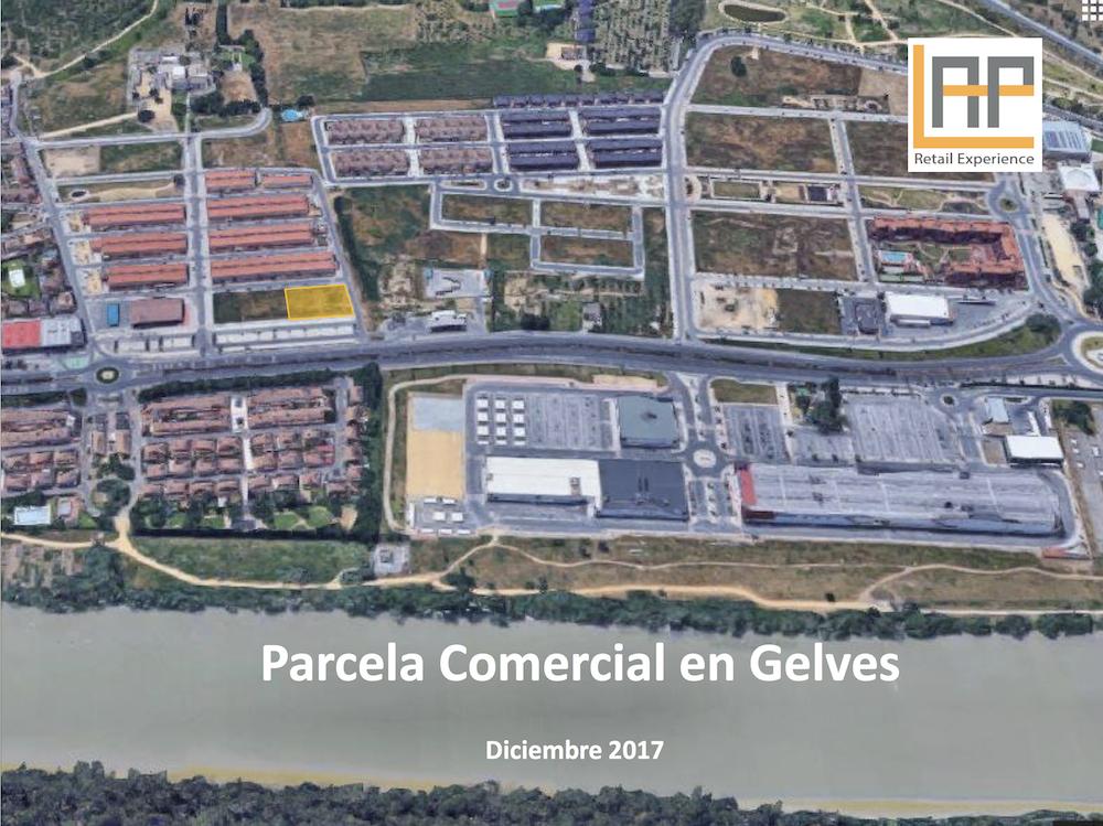 LAP Retail asesora la compra y comercializa una parcela comercial en Gelves