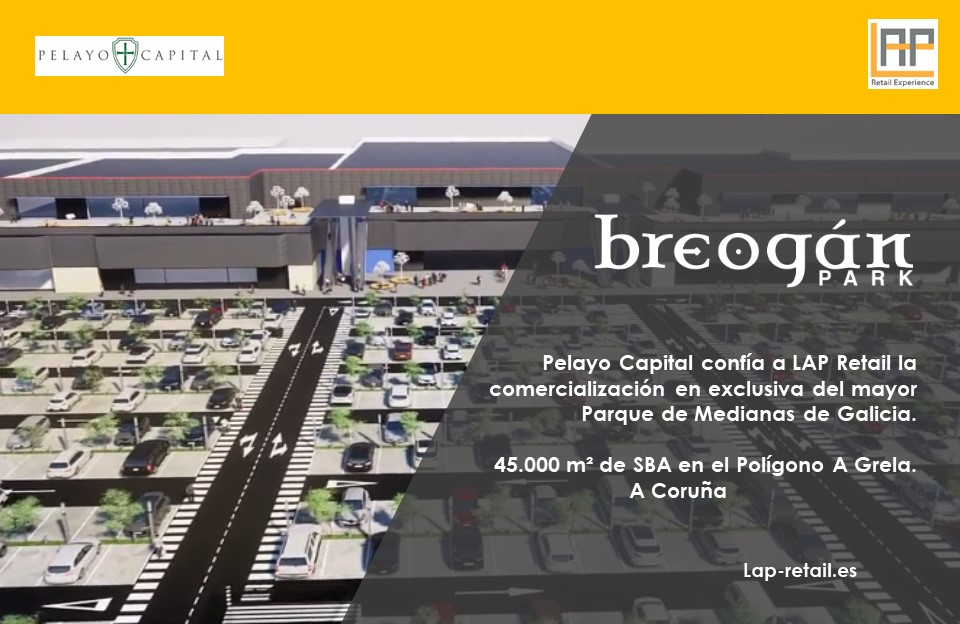 Arranca la Comercialización de Breogan Park en La Coruña