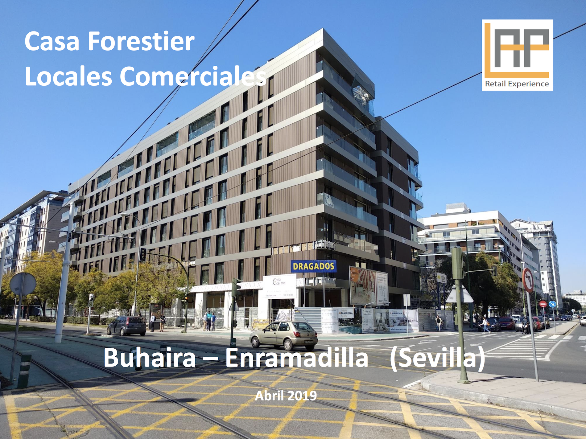 En comercialización el último local de 250 m².