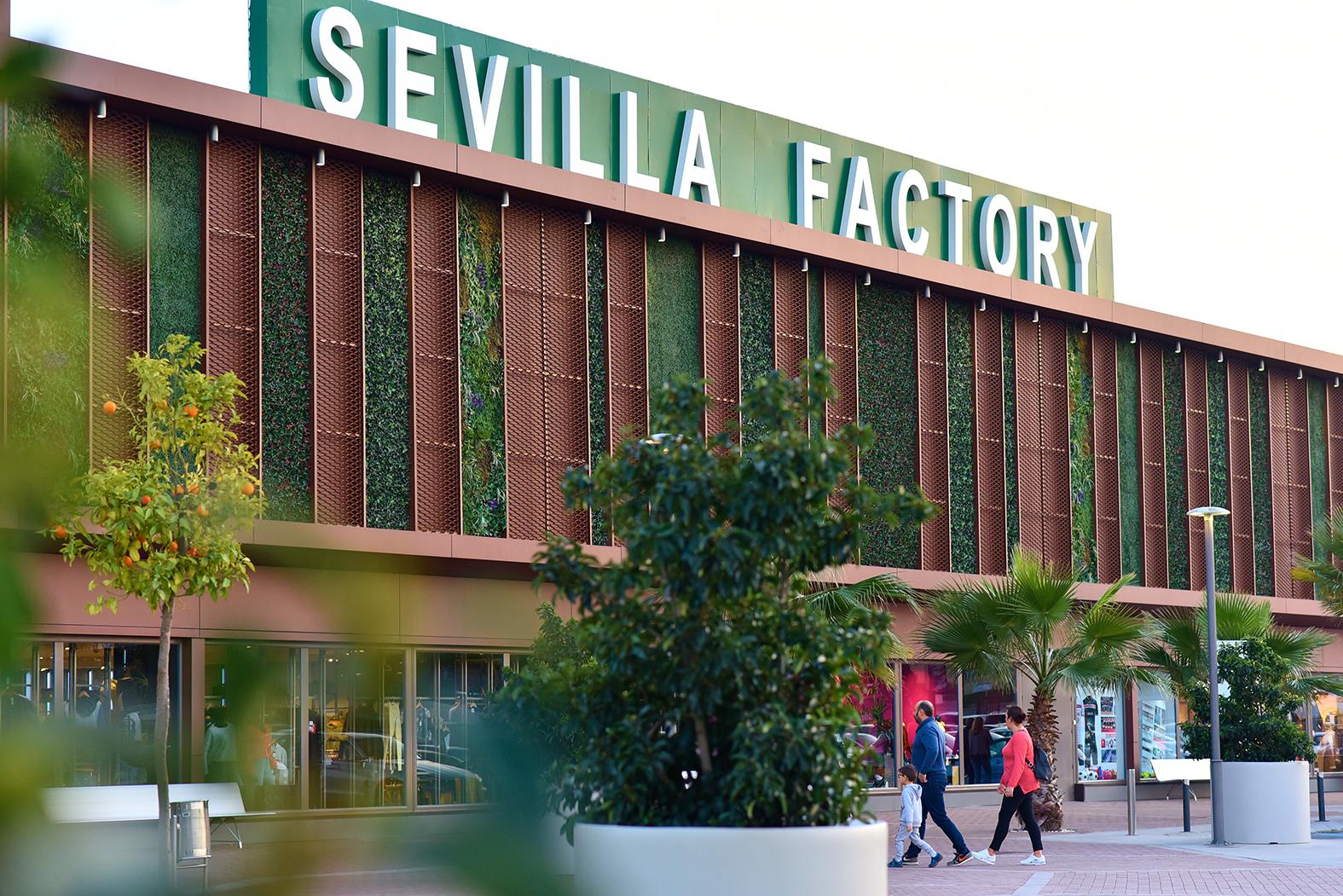 LAP Retail asume la gestión de Sevilla Factory Dos Hermanas